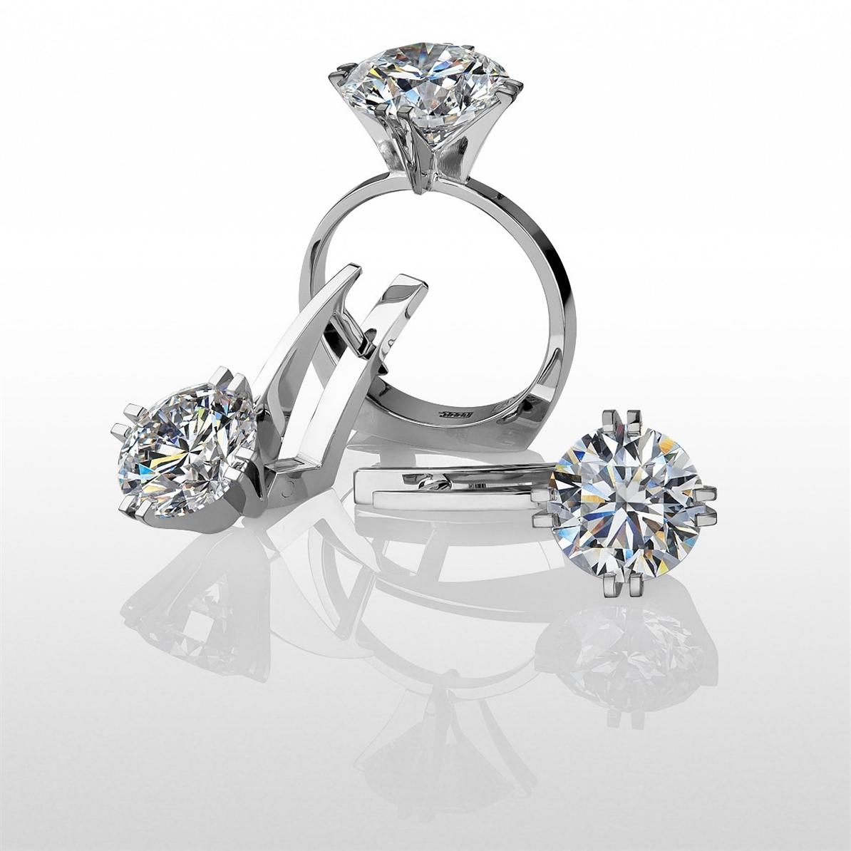 Украшения с бриллиантами фото и цены